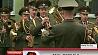 Юбилейные медали вручены участникам войны  Юбілейныя медалі ўручаны ўдзельнікам вайны  Commemorative medals awarded to war veterans