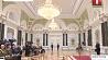 Александр Лукашенко вручил государственные награды Аляксандр Лукашэнка ўручыў дзяржаўныя ўзнагароды President Alexander Lukashenko confers state awards