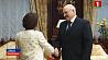 Развитие белорусско-британских отношений обсудили во Дворце Независимости Развіццё беларуска-брытанскіх адносін  абмеркавалi ў Палацы Незалежнасці