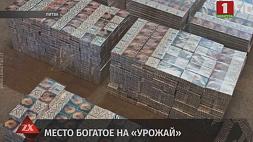 Белорусские сигареты нашли литовские пограничники у местного контрабандиста
