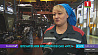 Впечатления работников МТЗ от встречи с Президентом Аляксандру Лукашэнку прэзентавалі макет аднаго з самых магутных колавых трактароў у свеце - BELARUS-4522
