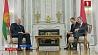 Беларусь и Евросоюз значительно продвинулись в развитии двусторонних отношений Беларусь і Еўрасаюз значна прасунуліся ў развіцці двухбаковых адносін Belarus and the European Union make significant progress in development of bilateral relations