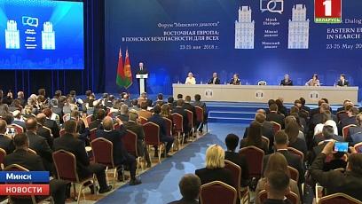Александр Лукашенко: Единственный путь урегулирования любых международных споров -  диалог