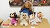 Международная выставка авторской куклы проходит в Музее современного искусства Міжнародная выстава аўтарскай лялькі праходзіць у Музеі сучаснага мастацтва International exhibition of dolls held in Museum of Modern Art