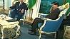 В понедельник Александр Лукашенко принимал в Минске вице-премьера - министра иностранных дел Лаоса У панядзелак Аляксандр Лукашэнка прымаў у Мінску віцэ-прэм'ера - міністра замежных спраў Лаоса Alexander Lukashenko receives Deputy Prime Minister and Minister of Foreign Affairs of Laos on Monday