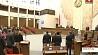 Парламентарии одобрили программу деятельности до конца 2015 Ппарламентарыі адобрылі праграму дзейнасці да канца 2015 Parliamentarians approve Government's activity programme for 2015