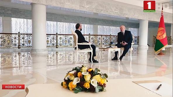 "Watch  full version of Alexander Lukashenko's interview to Turkish news agency ""Anadolu"" tonight"