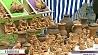 Сегодня в Лошицком парке стартовал пятый фестиваль-ярмарка народных ремесел Весенний букет Сёння у Лошыцкім парку стартаваў пяты фестываль-кірмаш народных рамёстваў Вясновы букет