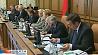 О направлениях развития Евразийской интеграции говорили на заседании Совета Министров Аб кірунках развіцця Еўразійскай інтэграцыі гаварылі на пасяджэнні Савета Міністраў Further development aspects of Eurasian integration discussed today at extended meeting of Council of Ministers