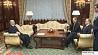Накануне во Дворце Независимости обсуждали взаимодействие с МВФ Напярэдадні ў Палацы Незалежнасці абмяркоўвалі ўзаемадзеянне з МВФ President Alexander Lukashenko meets with Head of IMF mission to Belarus Peter Dolman in Independence Palace