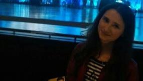 """Ангелина Тасминская: """"Я спешу в амфитеатр, я бегу купить билет, очень хочется сегодня шоу ЛАЗАРЕВ смотреть! Вот и я,уже на месте. Очень нравиться мне здесь, все красиво!все волшебно!музыкально и чудесно! ну а Лазарев the best!!!"""""""