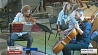 Концерт на крыше в историческом центре Минска Канцэрт на даху ў гістарычным цэнтры Мінска Nouvelle Philharmonie holds concert on roof in historical center of Minsk