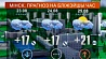 Прогноз погоды на 23 августа Прагноз надвор'я на 23 жнівеня