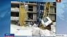Башенный кран упал на строительной площадке на улице Аэродромная Вежавы кран упаў на будаўнічай пляцоўцы на вуліцы Аэрадромная