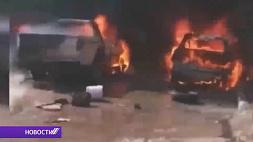 Взрыв автоцистерны на рынке в Сирии. По меньшей мере 42 человека погибли Выбух аўтацыстэрны на рынку ў Сірыі. Не менш як 42 чалавекі загінулі