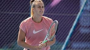 Арина Соболенко вышла в 1/8 финала турнира в Дохе