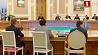 В Ашхабаде проходит заседание Совета глав правительств СНГ У Ашхабадзе праходзіць пасяджэнне Савета кіраўнікоў урадаў СНД Ashgabat hosts meeting of the Council of CIS Heads of Government