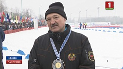 Александр Лукашенко пообщался с гостями праздника и журналистами Аляксандр Лукашэнка пагутарыў з гасцямі свята і журналістамі
