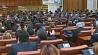 Парламент Румынии поддержал референдум по борьбе с коррупцией Парламент Румыніі падтрымаў рэферэндум па барацьбе з карупцыяй