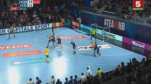 Гандбол. Лига чемпионов. Видеожурнал. (12.02.2020)