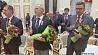 Во Дворце Независимости Александр Лукашенко вручил государственные награды У Палацы Незалежнасці Аляксандр Лукашэнка ўручыў дзяржаўныя ўзнагароды Alexander Lukashenko presents state awards at Independence Palace