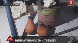 Более 4 килограммов ртути обнаружил мужчина в Гомеле
