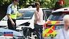 В Дублине автомобиль врезался в группу пешеходов