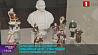 Коллекция мини-скульптур знаменитых личностей  в художественной галерее Михаила Савицкого