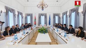 Со столицы — на другой континент! Минск и Китай - делают ещё один шаг - навстречу!