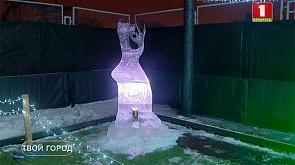 Триумфальные следы на льду – звёзды мирового уровня на белорусской арене