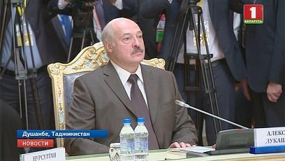 Президент Беларуси выступает за укрепление торгово-экономических связей стран СНГ