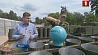 Фейерверк в цветах национального флага. Белорусские военные завершают подготовку салюта   Festive fireworks: brightest show to take place at Minsk Hero City Monument