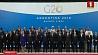 В Аргентине открылся саммит G20 У Аргенціне адкрыўся саміт G20