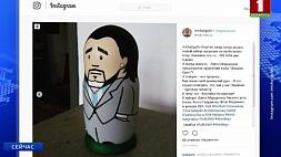 Появилась матрешка с изображением Марадоны  З'явілася матрошка з выявай Марадоны  Nesting doll with image of Maradona created in Belarus