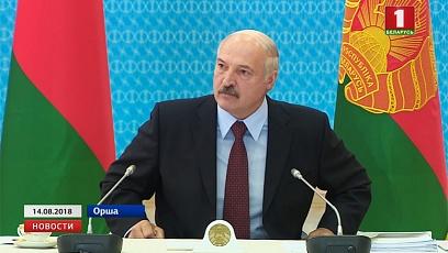 Президентом принято решение перевести Оршанский район на режим особого функционирования