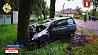 Авария в Клецком районе. Погиб 45-летний водитель Аварыя ў Клецкім раёне. Загінуў 45-гадовы вадзіцель