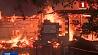 Из-за лесных пожаров в Калифорнии эвакуирован целый город  З-за лясных пажараў у Каліфорніі эвакуіраваны цэлы горад