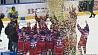 """Столичные медведи"" - обладатели престижного европейского трофея - Континентального кубка ""Сталічныя мядзведзі"" - уладальнікі прэстыжнага еўрапейскага трафея - Кантынентальнага кубка HC Yunost-Minsk claims IIHF Continental Cup"