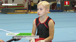 Дворец гимнастики в Могилеве открыл двери почти 10 лет назад