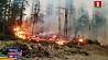 В Канаде не утихают масштабные природные пожары