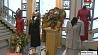 В столичном универмаге представили форму продавцов разных лет У сталічным універмагу паказалі форму прадаўцоў розных гадоў