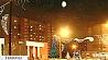 Ночной Минск засияет яркими красками Начны Мінск заззяе яркімі фарбамі