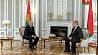 Беларусь и в дальнейшем будет развивать взаимодействие с Литвой Беларусь і далей будзе развіваць узаемадзеянне з Літвой