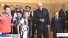 Президент посетил  детский  дом № 5 Минска Прэзідэнт пабываў у 5-ым дзіцячым доме Мінска