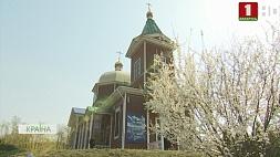 Древняя церковь устояла перед радиацией и переехала в областной центр Старажытная царква выстаяла перад радыяцыяй і пераехала ў абласны цэнтр