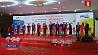 Более 50 белорусских предприятий  принимают участие  во Вьетнамской международной торговой ярмарке Больш за 50 беларускіх прадпрыемстваў  прымаюць удзел  у В'етнамскім міжнародным гандлёвым кірмашы More than 50 Belarusian enterprises take part in Vietnam International Trade Fair