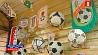 В музее спорта в Москве можно увидеть уникальные кубки, мячи и форму известных футболистов У музеі спорту ў Маскве можна ўбачыць унікальныя кубкі, мячы і форму вядомых футбалістаў