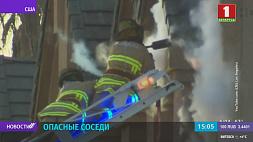 В США выселять из отеля пчел пришлось пожарным и полицейским У ЗША высяляць з гатэля пчол прыйшлося пажарным і паліцэйскім