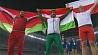 Наши корреспонденты о накале олимпийской борьбы в Рио  Нашы карэспандэнты  пра  алімпійскую барацьбу ў Рыа