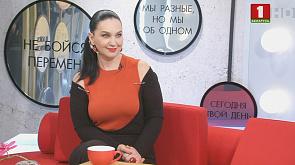 Светлана Боровская - телеведущая